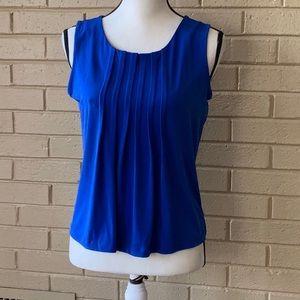 Calvin Klein's tunic  95% polyester 5% spandex